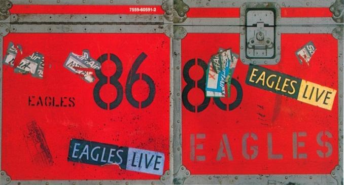 Eagles - Il 7 gennaio del 1981 l'album dal vivo 'Eagles Live' è certificato disco di platino