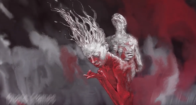 Oniromantic - Guarda il teaser del nuovo album 'ChaosFrames' in uscita a metà gennaio