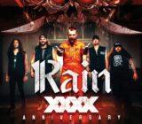 RAIN: Nuovo album per festeggiare i 40 anni di attività