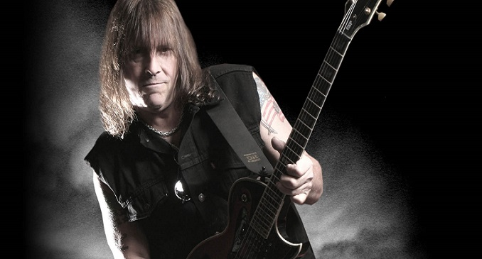 Auguri all'ex chitarrista dei Manowar, Ross the Boss. Oggi compie 66 anni