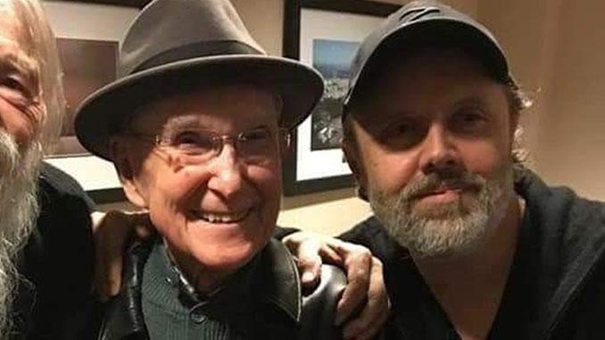 METALLICA, LARS ULRICH ringrazia lo scomparso padre di CLIFF BURTON. Il commovente messaggio d'addio
