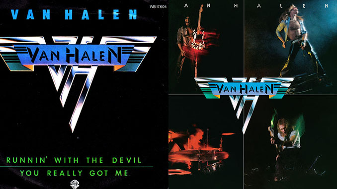 "VAN HALEN: pubblicata una versione inedita di ""Runnin' with the Devil"" con una diversa linea vocale"