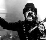 KING DIAMOND: Annulla il suo show all'Hell & Heaven Metal Fest in Messico per problemi di salute
