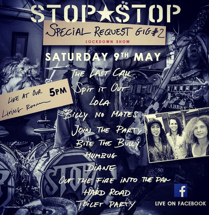 Stop Stop live